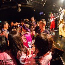 Emergenza LIVE 20180513@Shibuya eggman